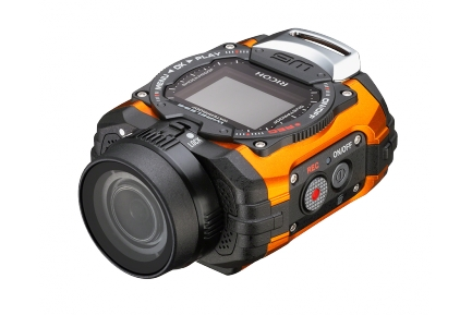 Ricoh WG-M1 Is A Rugged Action Camera Designed For The Outdoors
