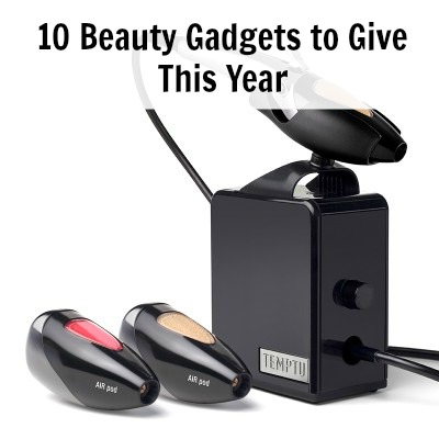 Top 10 Beauty Gadgets To Give This Year