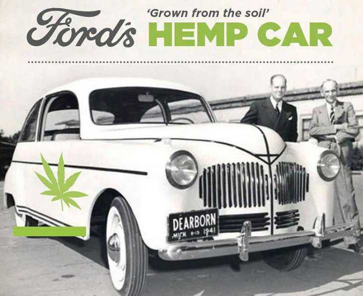 Take A Trip Vehicles Made With Hemp Are Creating A Buzz