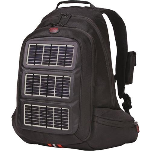 Back To School Solar Backpacks Fit School Supplies And