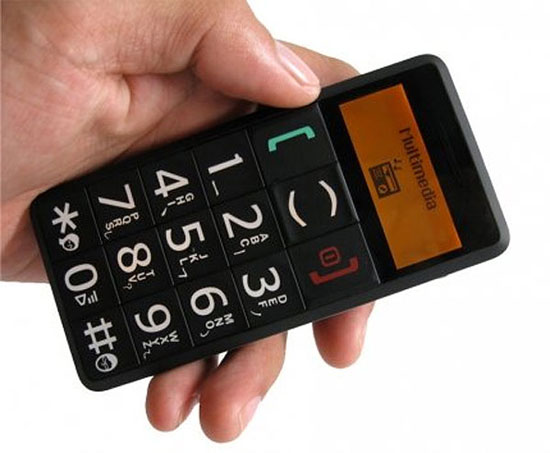 Cell Phone For Seniors With Large Numbers