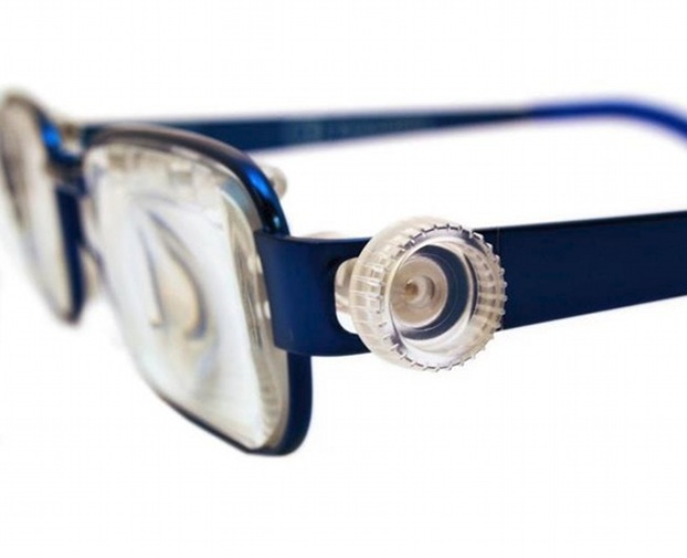 Glasses Frames Adjustment : Lastest Eyewear Technology Now Available: Self-Adjusting ...