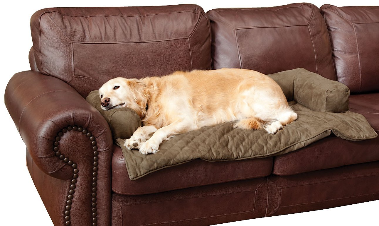 New bolstered furniture covers for pets provide protection for Furniture covers petsmart