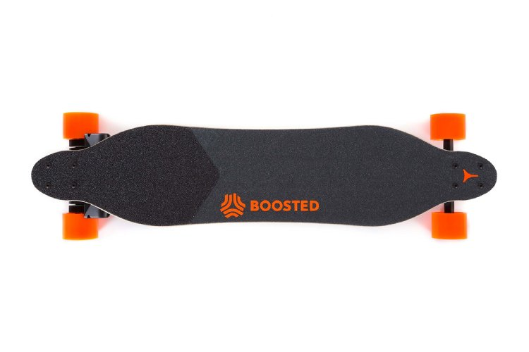 Not Your Everyday Longboard: Boosted Boards Have A Little Extra ...
