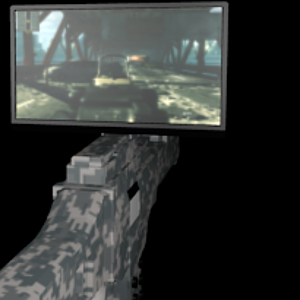 The ATOC Gaming Gun Brings Augmented Reality To First Person Shooters
