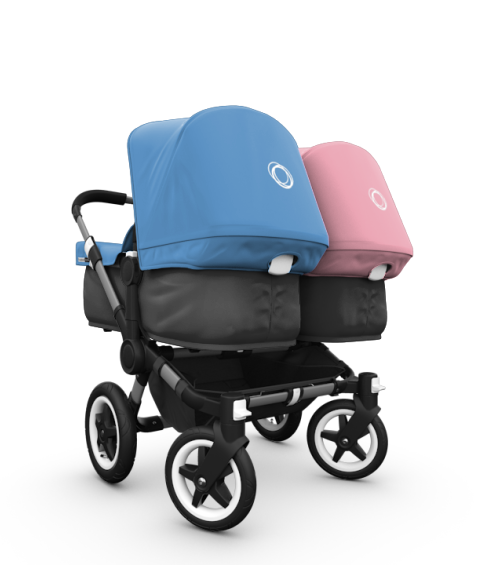 Bugaboo Donkey Stroller Making Life Twins Easier