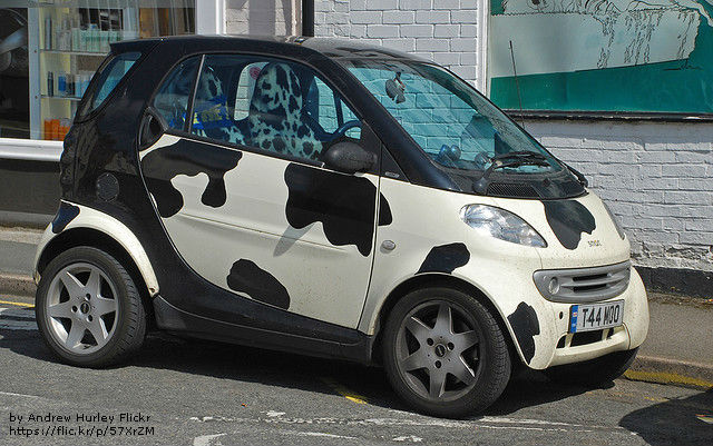 So Smart Car Tipping Is A Thing Now
