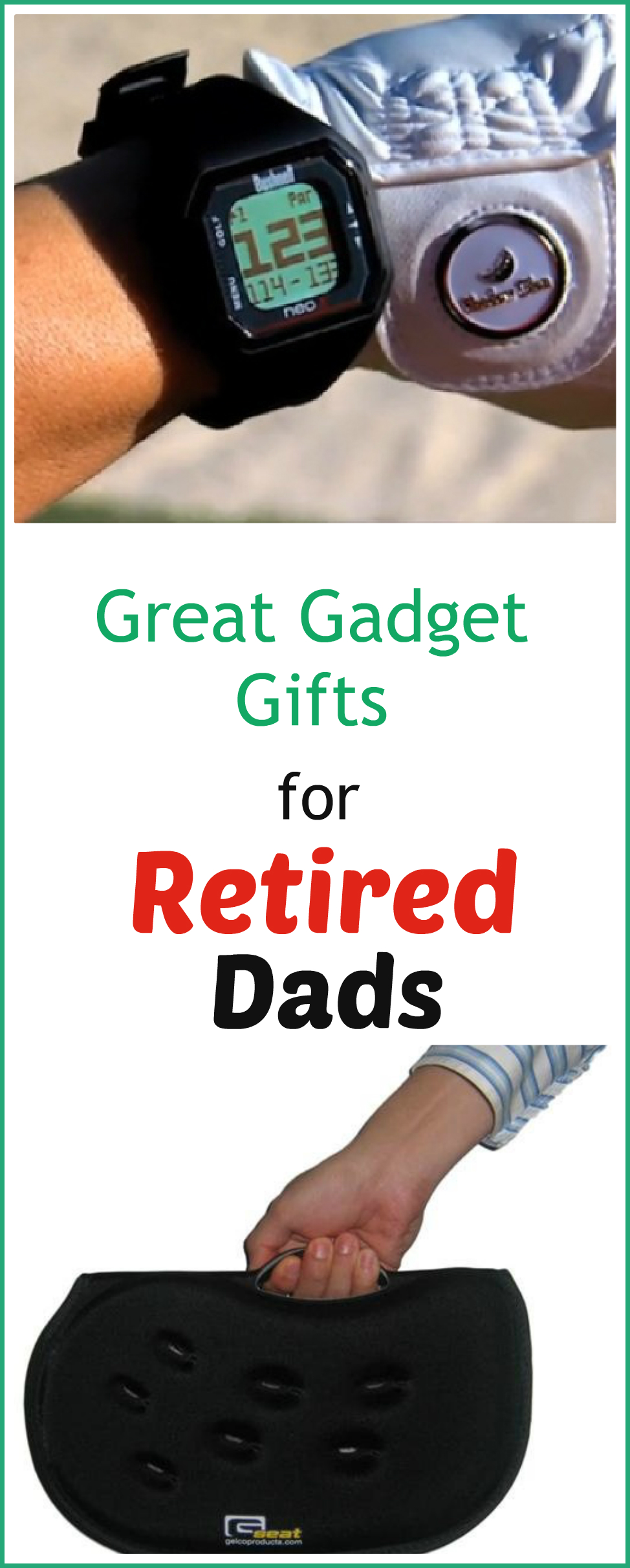 15+ Gadget Gifts For Retired Dads And Grandpas