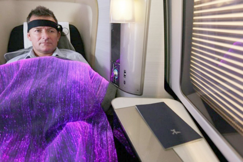 Brain-Wave Technology: The Happiness Blanket Adventure