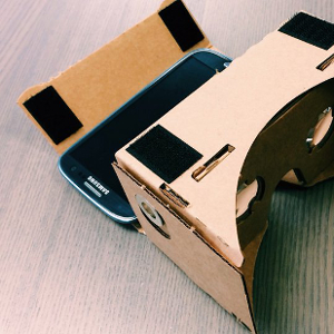 Google's Cardboard Project Attempts To Bring Inexpensive VR To Android