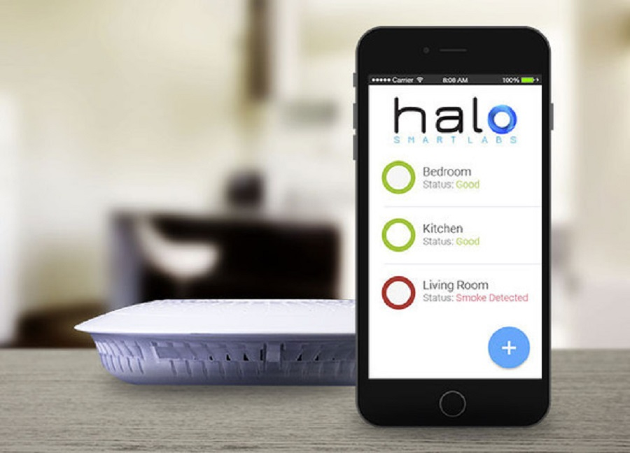 Invention Of The Week Halo Wx Smoke Detector Also Warns