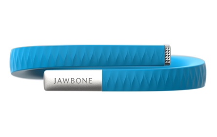 Jawbone's UP Takes Your Health Seriously
