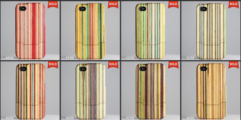Iphone Cases From Recycled Skateboards
