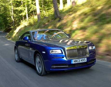 Rolls-Royce Wraith: Rich & Powerful, Just Like Its Owners