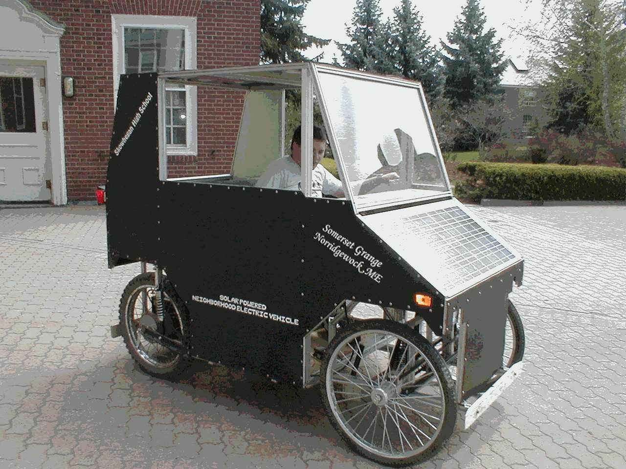 Harness The Sun's Power With Your Own Solar Car Kit