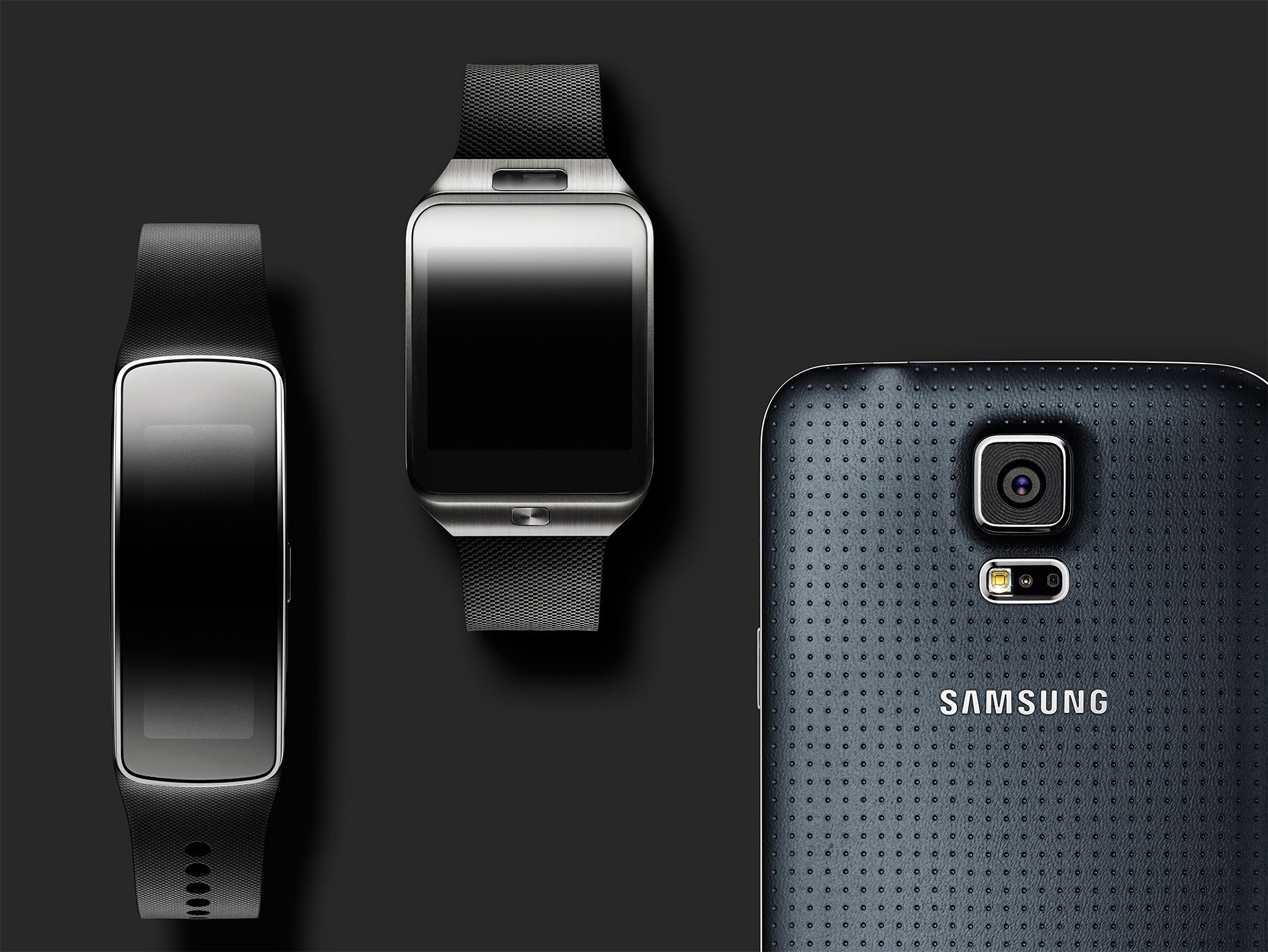 Inside The Samsung Gear 2, Gear Fit, And S5