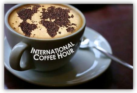 Social Media Cups Of Joe On International Coffee Day