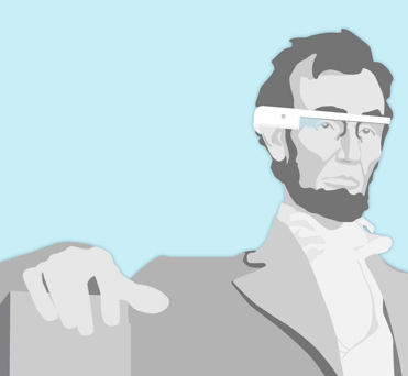 Google Glass & Politicians Through The Looking Glass