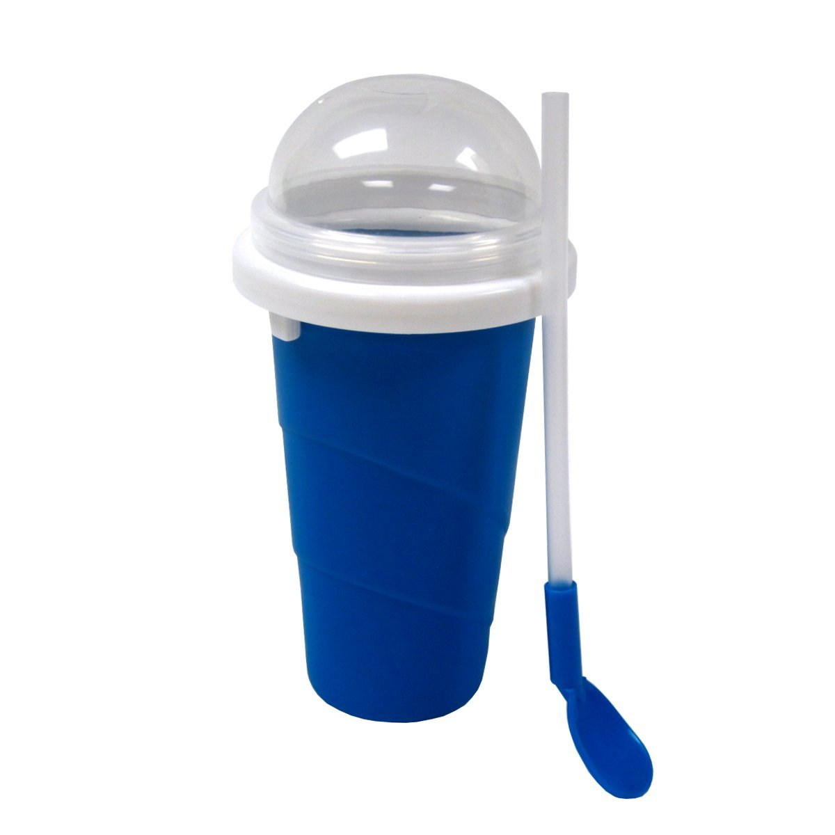 Squeezy Freezy Makes Homemade Slushies In Minutes
