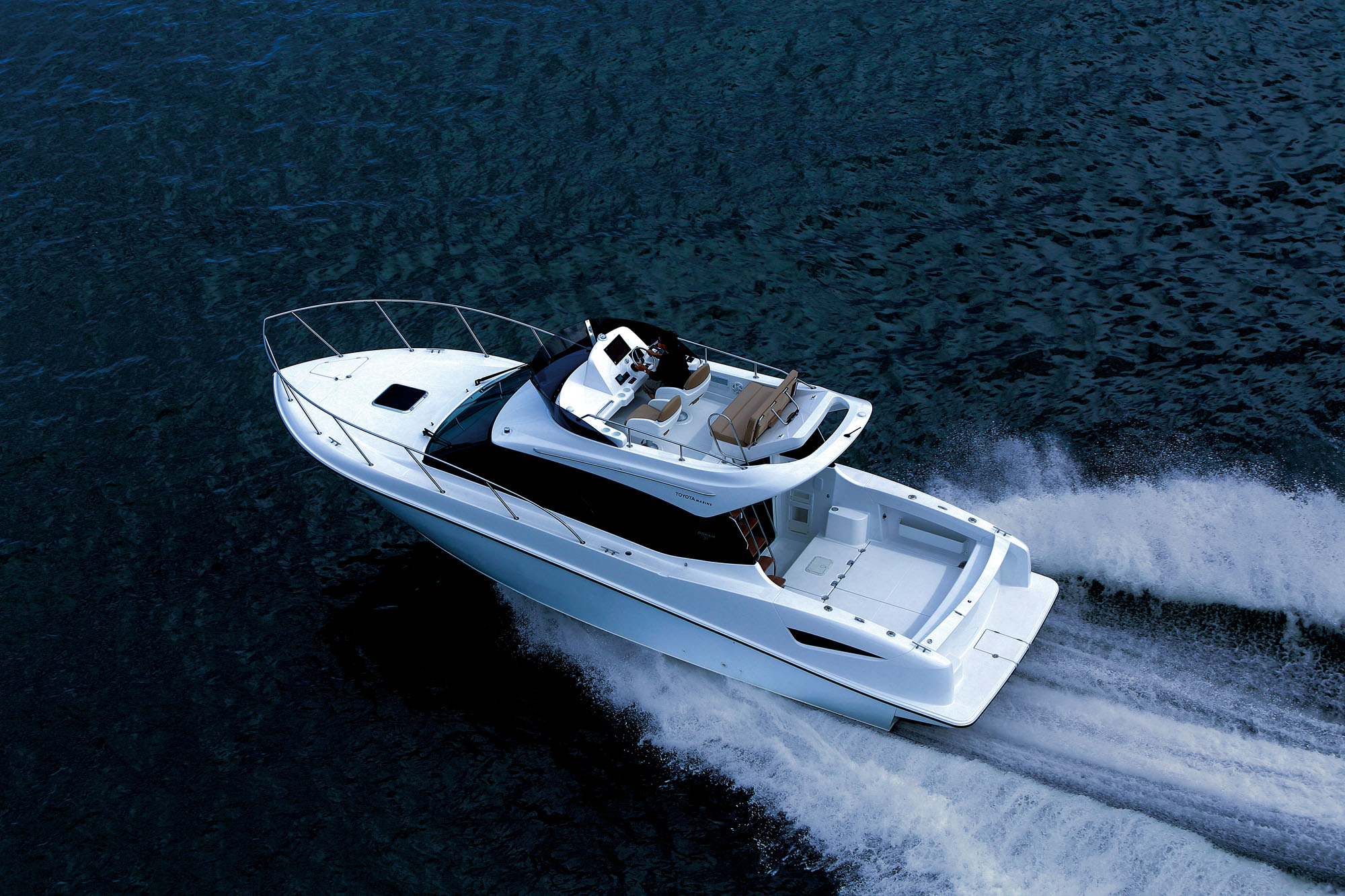 New Toyota Ponam-31 Sports Utility Cruiser Goes Where No Cars Have Gone Before