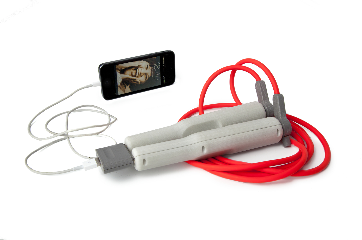 15 Minutes Of Play With PULSE Kinetic Jump Rope Produces Hours Of Light