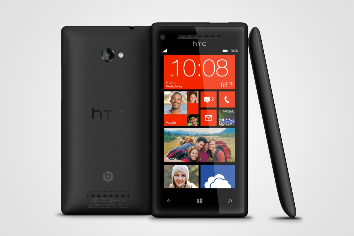 Windows Phone 8X By HTC Makes Microsoft More Attractive
