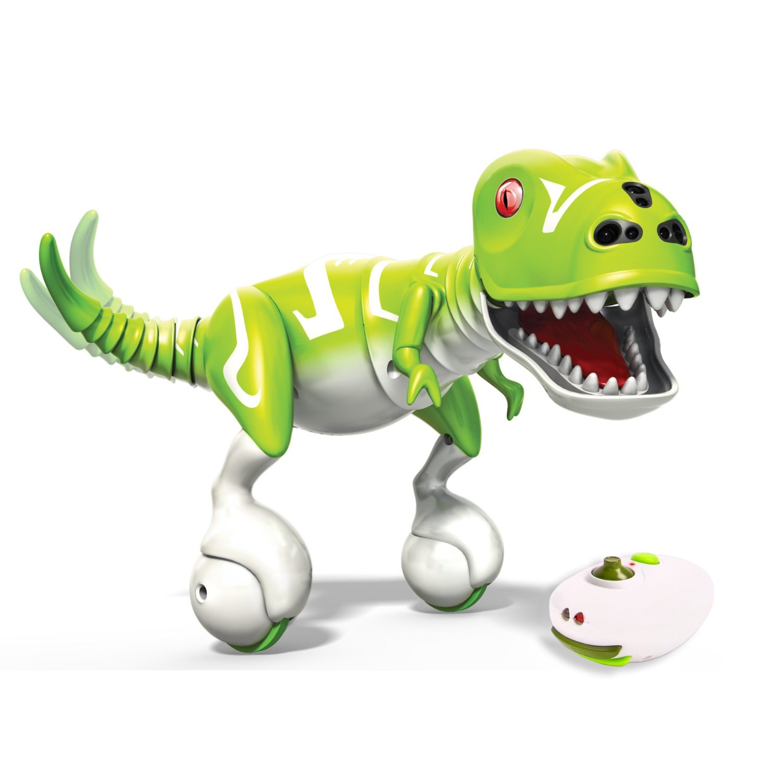 Control Him If You Can. Train Your Zoomer Dino