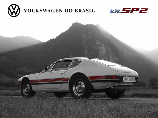Volkswagen Sp2 Sports Coupe Brazilian Beauty That S Only
