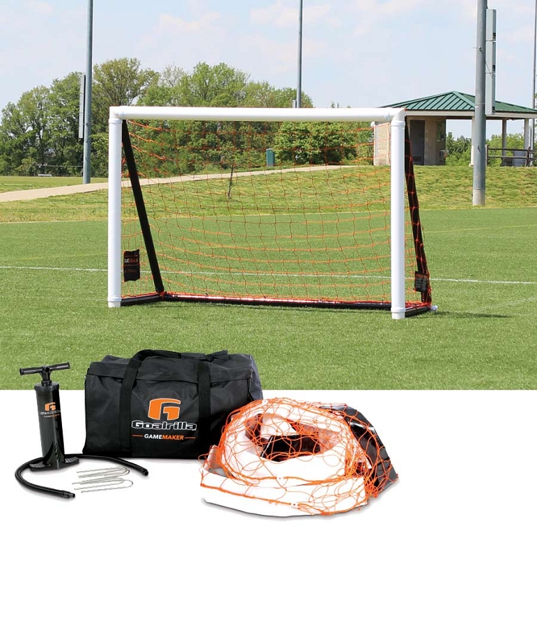 Carry Your Goal In A Duffel With Goalrilla's Gamemaker