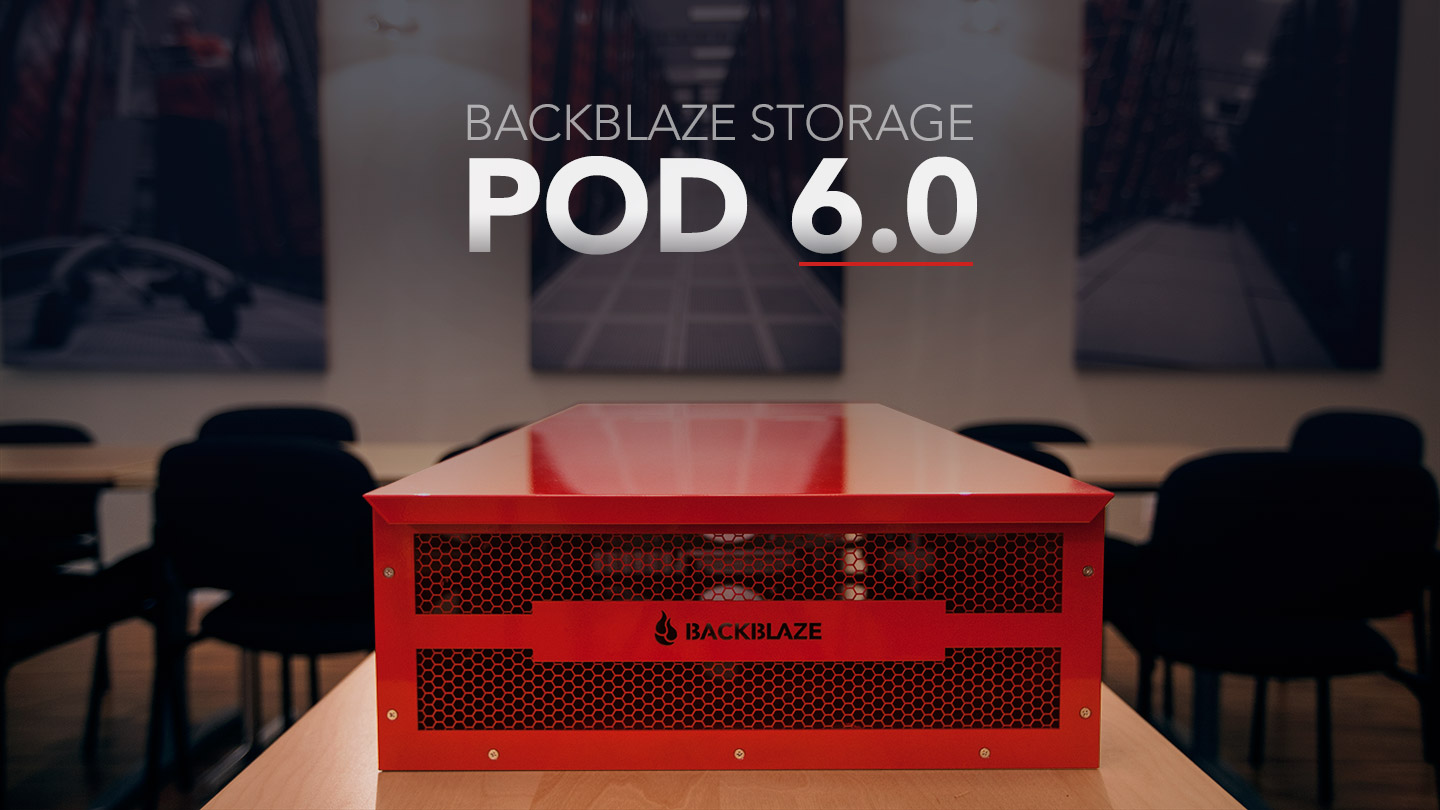 Backblaze Storage Pod Sets Out To Make Server Storage