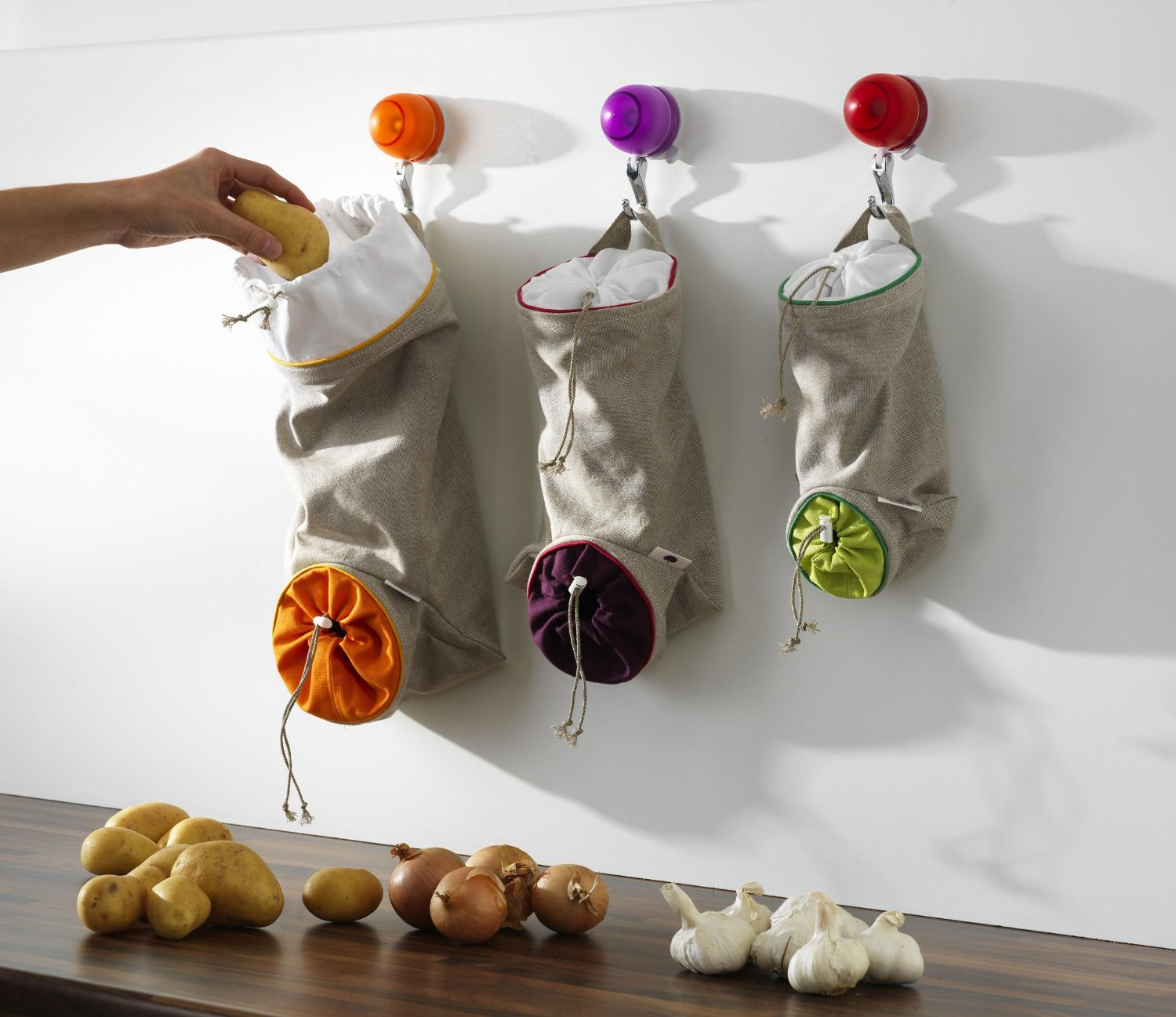 Rangement Fruits Et Légumes: Want A Better Way To Store Veggies? Orka Vegetable Keep