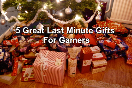 Christmas Gifts For A Gamer - Christmas Gift Ideas