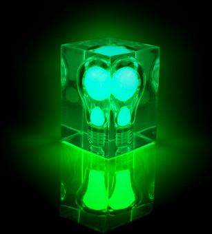 Awesomely Cool Glow In The Dark Glow Bricks