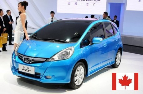 Importing A Car From Canada >> Chinese-made Cars are Coming to Canada. Beauty, eh?
