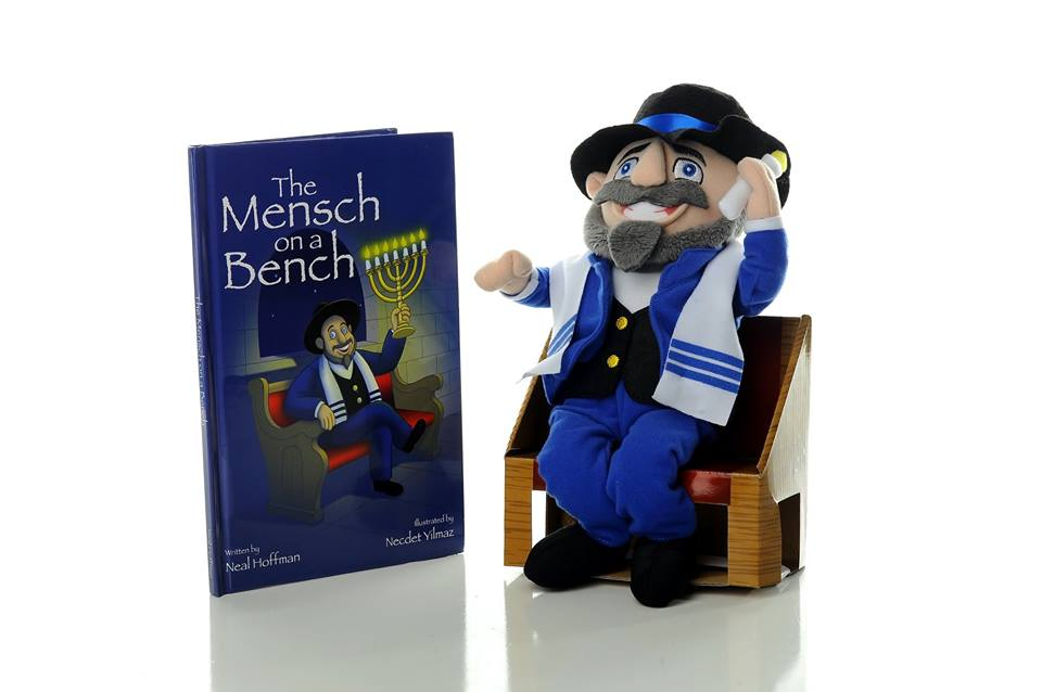 Want To Get Rid Of The Elf On The Shelf Try A Mensch On A