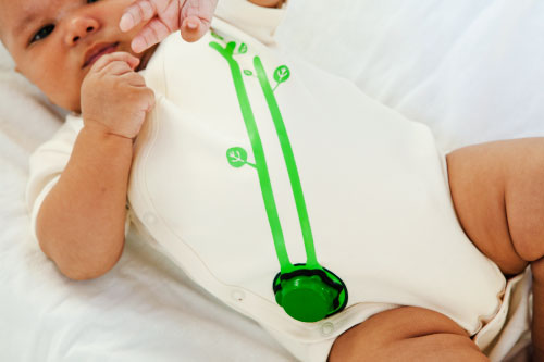 Mimo Baby Monitor Tracks Your Baby S Breathing