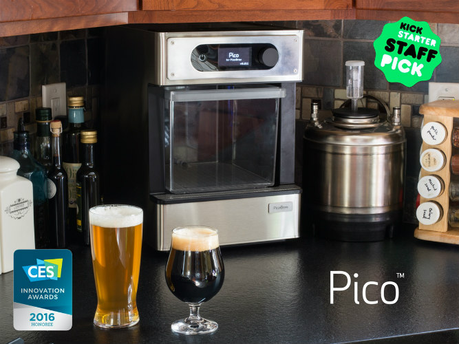 New Countertop Micro Brewer On Its Way For Craft Beer Lovers