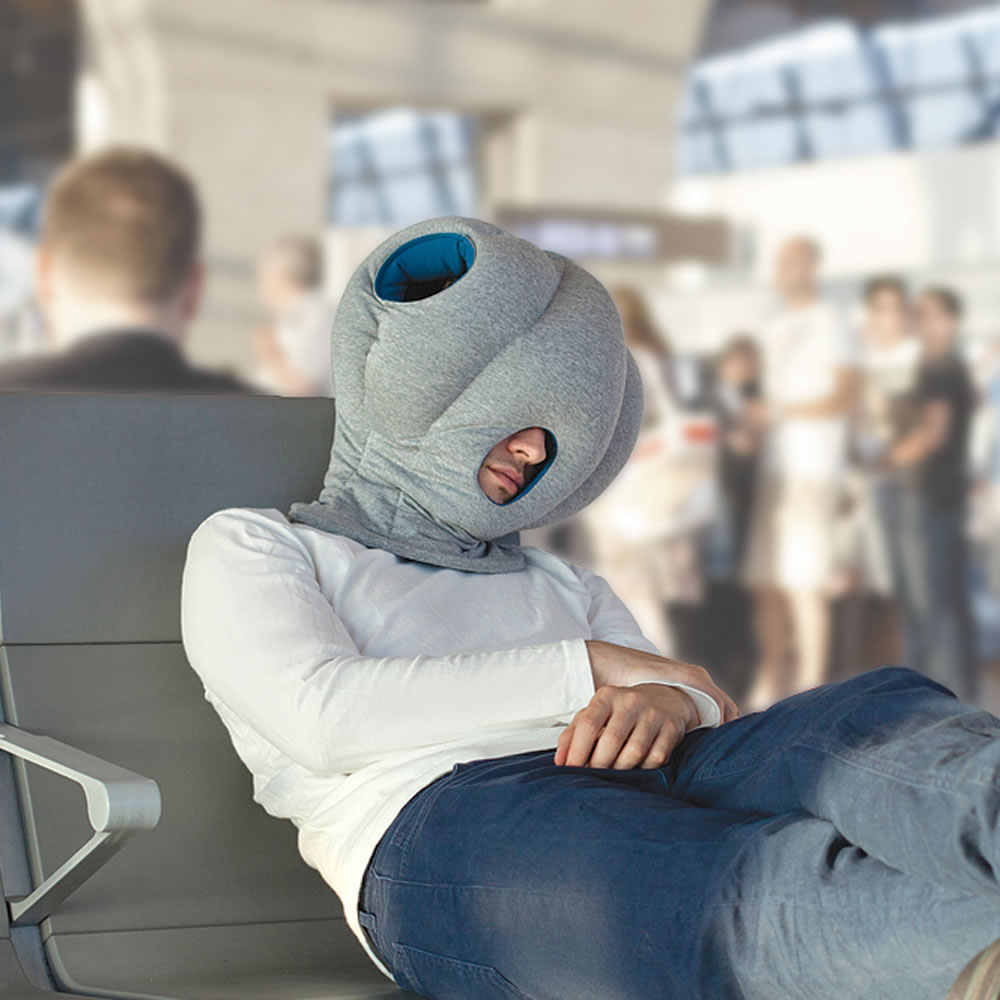 Aliens Unite Over The Power Nap Head Pillow