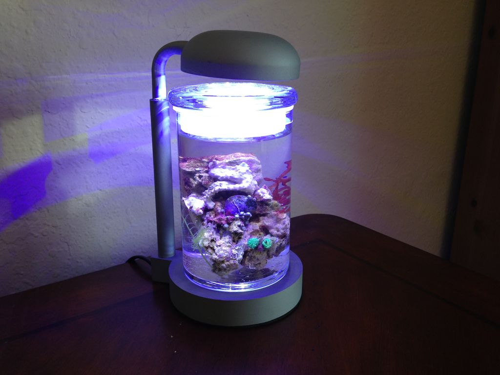 Need this new invention reef in a jar for Micro fish tank