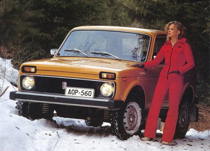 Hail Stallin': Ten Creative Automobile Ads Of The USSR