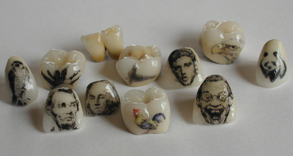 Tooth Tattoos - What Would the Tooth Fairy Think?