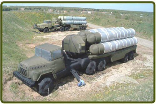 Does The Russian Army Inflate Itself With Fake Tanks