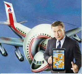 With IPOs & Bankruptcy In The Air, Zynga Soars, American Airlines Zags & Alec Balwin Zings