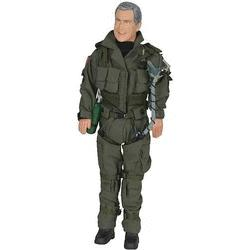 George Bush flight suit action figure