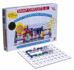 Snap Circuits Jr SC-100 - the safe way to learn about electricity.