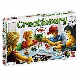 Lego Creationary
