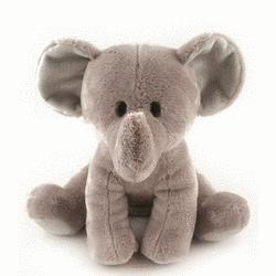 Hide and Seek Safari Plush Elephant