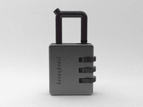 Boonghand lock lighter
