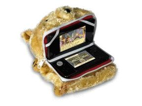 """Look, Ma! The Bear Ate My Nintendo 3DS!"""