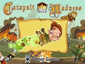 Catapult Madness iPod Video Game